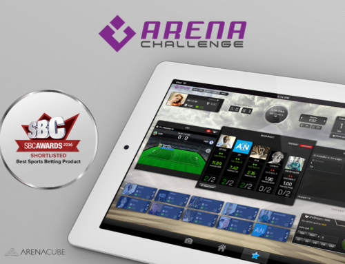 ArenaCube shortlisted for one more innovation award in 2016